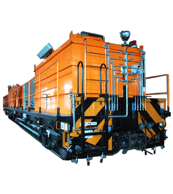 Track & Tunnel Cleaning Wagon