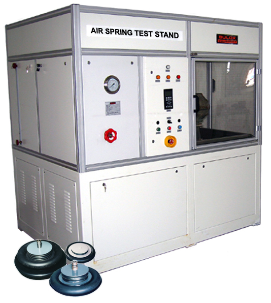 Air Spring Test Stand