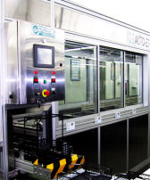 Fully Integrated Etching & Cleaning Line