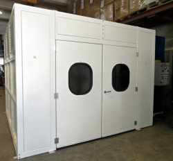 Multi-Purpose Cleaning Booth - Dry Type
